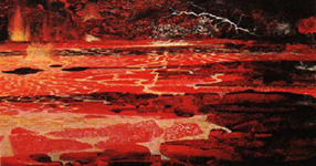 Early Magma And Lava